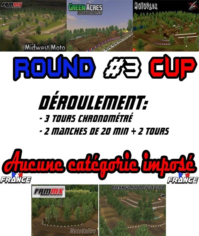 Inscription Event CHAMPIONNAT FamMx Cup Rd3 Rd310