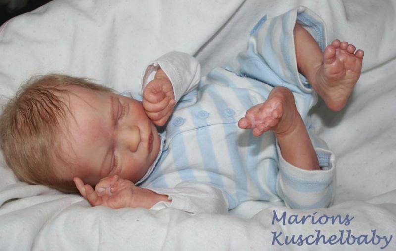REALBORN . . Presley Asleep Knuffi10