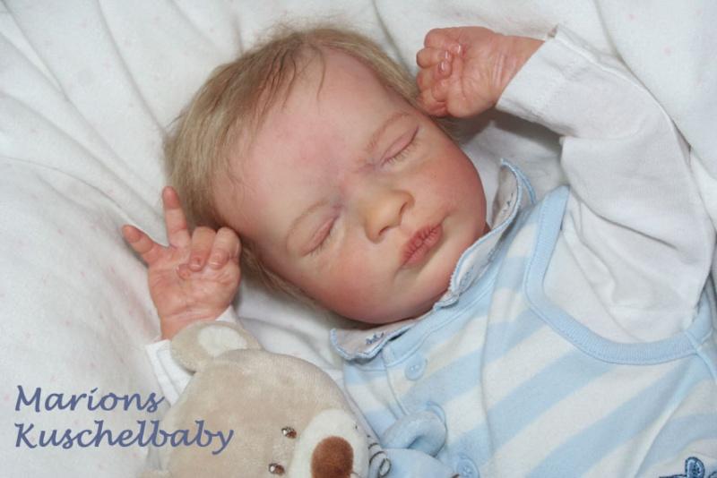 REALBORN . . Presley Asleep Xichte10
