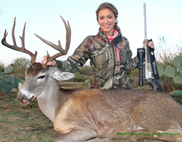 Should we create an english forum for english speakers who admire the women who hunt? Evshk110