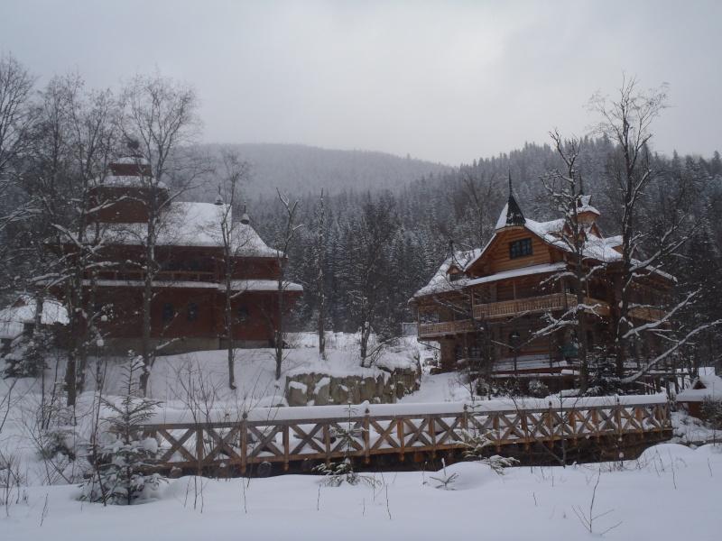 Новый Год и Рождество 2015. Карпаты. Микуличин. P1060519