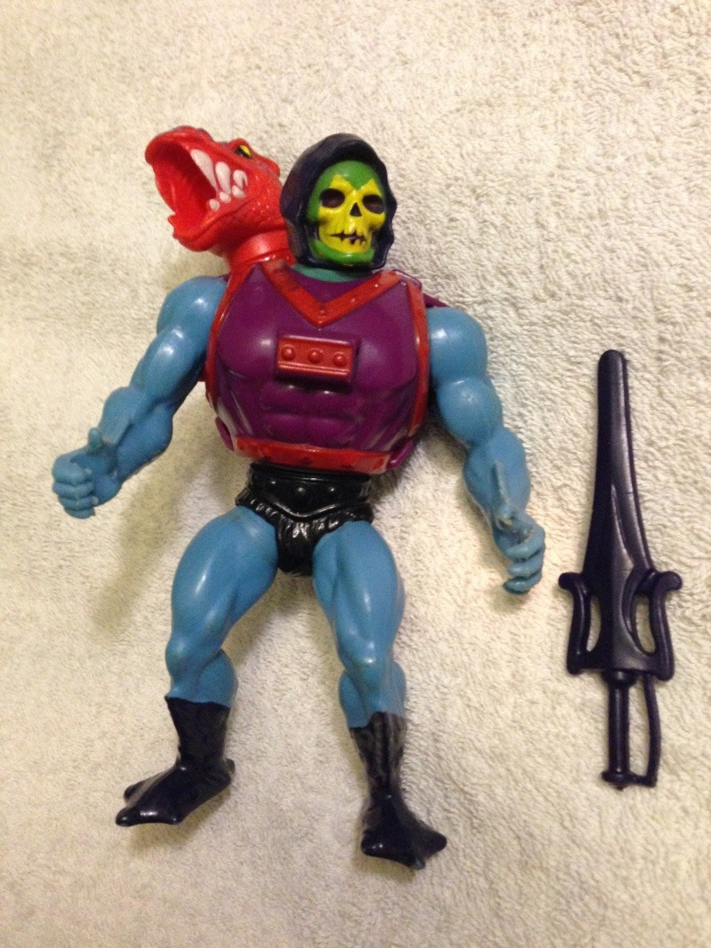 Vendo MASTERS OF THE UNIVERSE - Skeletor Dragon Blaster Loose Img_2910