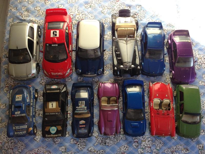 Lotto automodelli BBurago e Majisto Img_3261