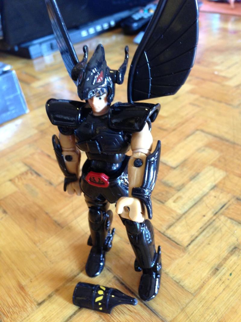Vendo Black Saints V1 HK Pegasus - Seiya Img_3325
