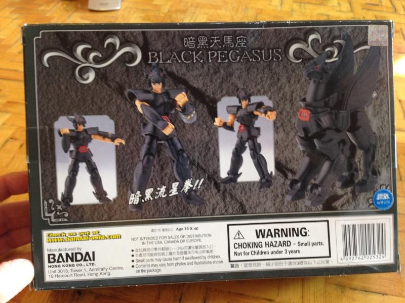 Vendo Black Saints V1 HK Pegasus - Seiya Img_3328