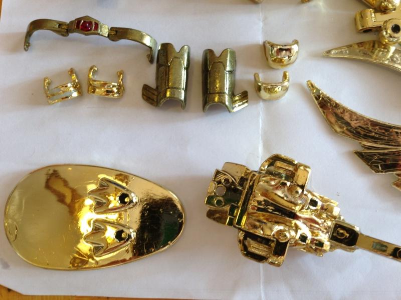 Vendo Cristal Il Cigno V2 oro HK Loose Img_3331