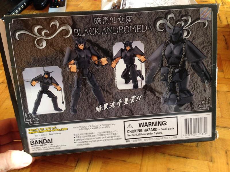 Vendo Black Saints V1 HK Andromeda - Shun Img_3336
