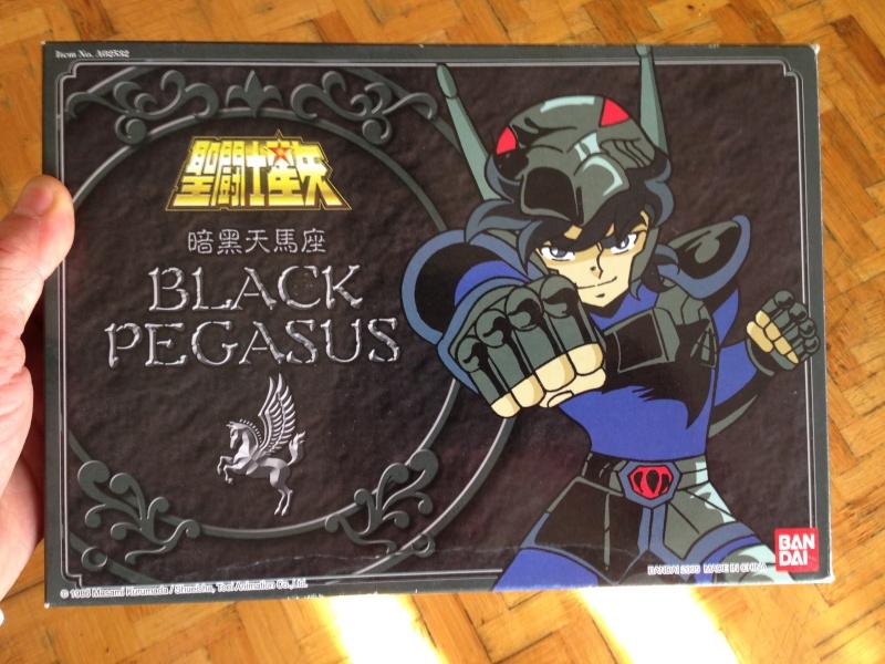 Vendo Black Saints V1 HK Pegasus - Seiya Img_3337