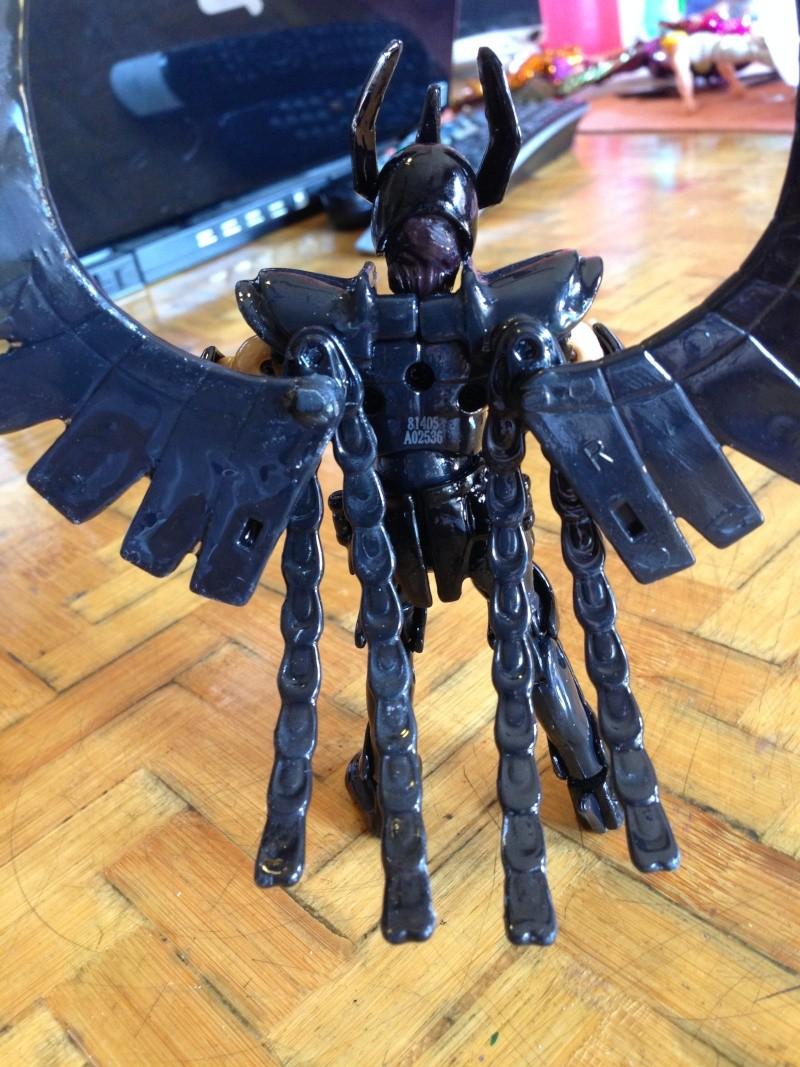 Vendo Black Saints V1 HK Phoenix - Ikki Img_3339