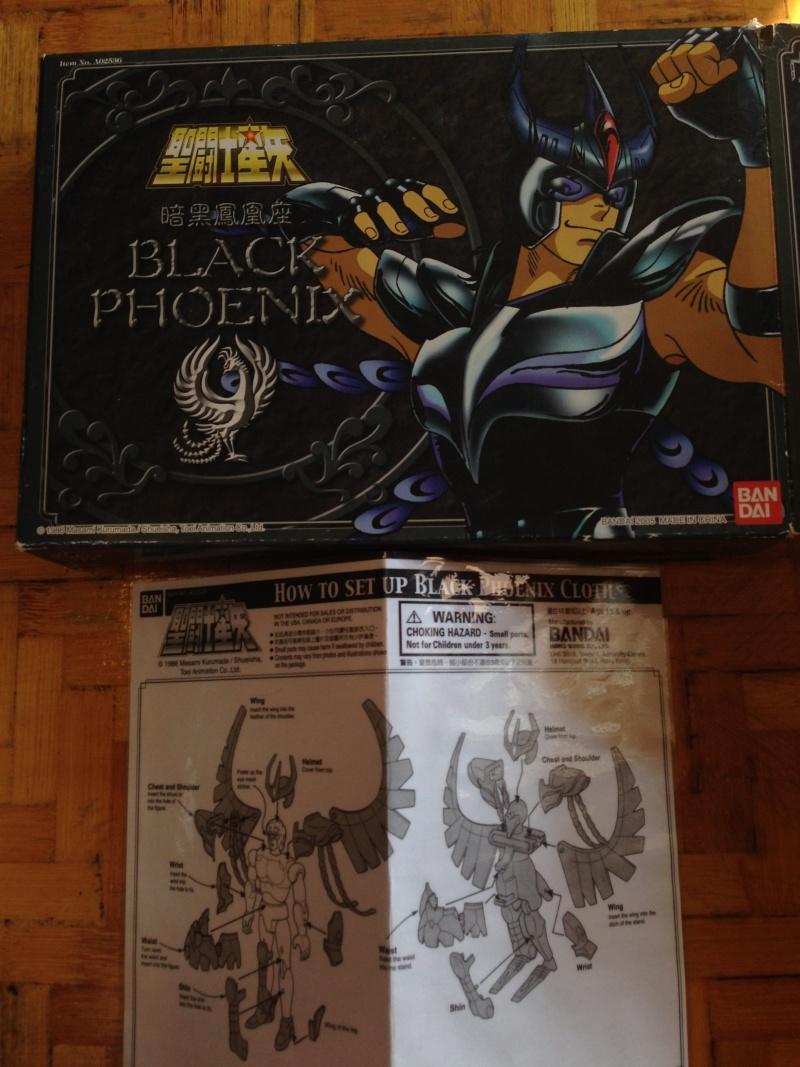 Vendo Black Saints V1 HK Phoenix - Ikki Img_3340