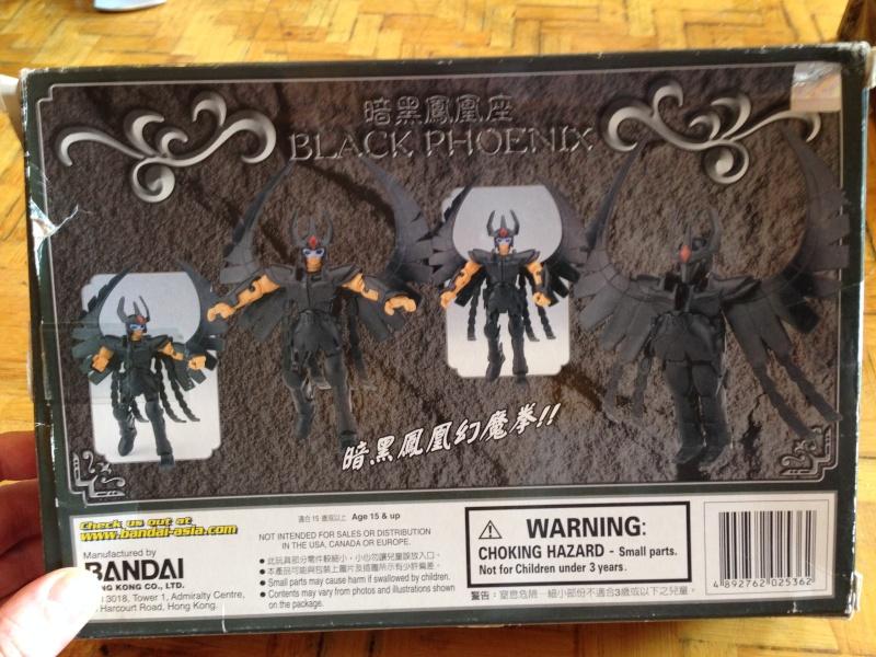 Vendo Black Saints V1 HK Phoenix - Ikki Img_3341