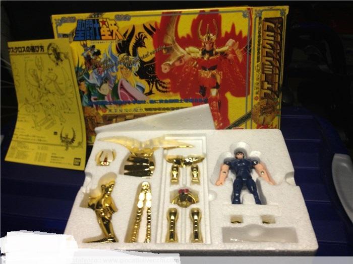 Ikki - Phoenix V1 Memorial Gold Edition Phoeni11