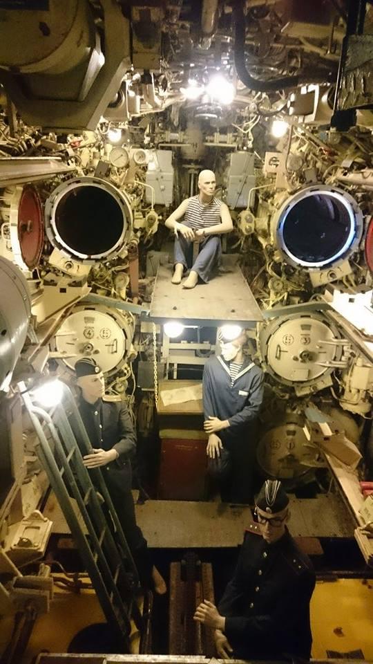 Soviet submarine B-515 10961711