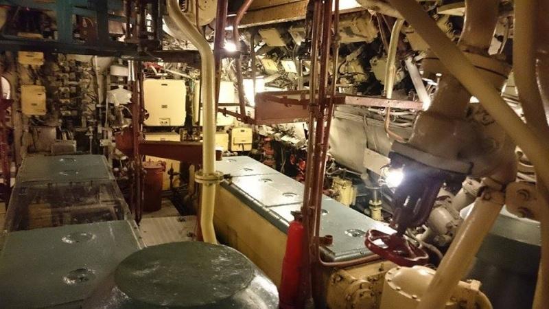 Soviet submarine B-515 10962011