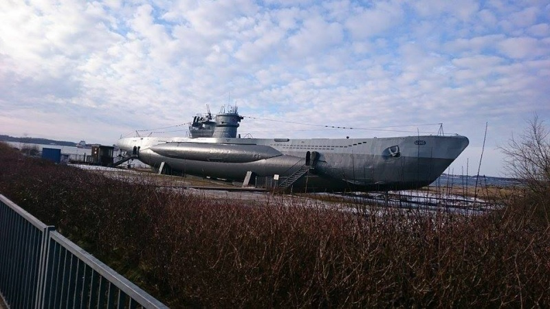 U-Boot Laboe Type VIIC 10965710