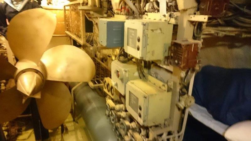 Soviet submarine B-515 10967711