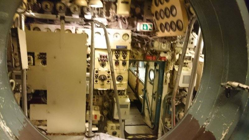 Soviet submarine B-515 10967810