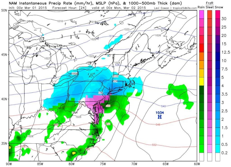 Sunday-Monday Snowstorm - 2nd Call Snow Map - Page 5 11046710