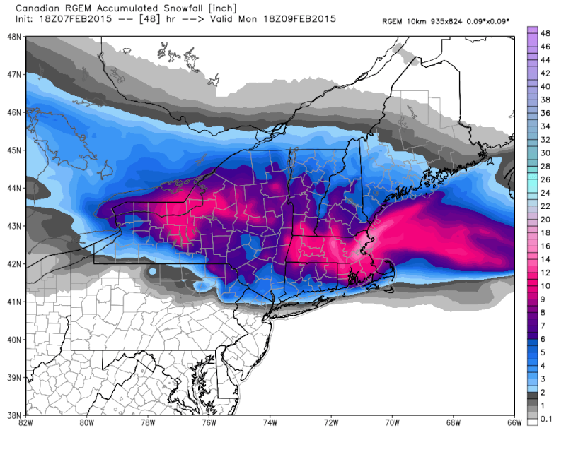 UPDATE #2: 1st Call Snow Map, N&W Wins Again - Page 5 Rgem_s10