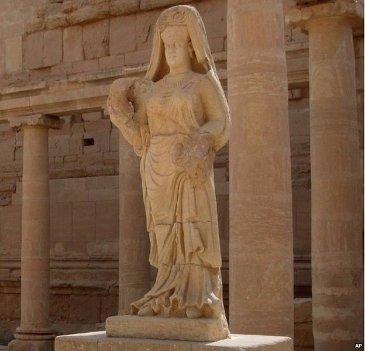 Islamic state 'demolish' ancient Hatra site in Iraq Iraq210
