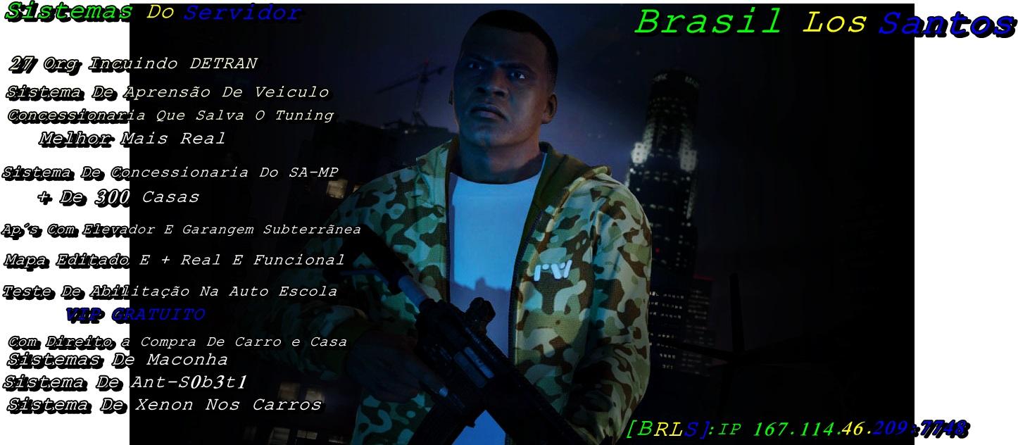 Brasil Los Santos