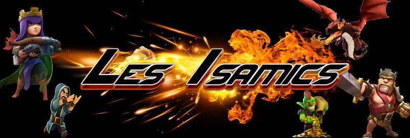 Forum officiel du clan: Les Isamics (Clan adulte)