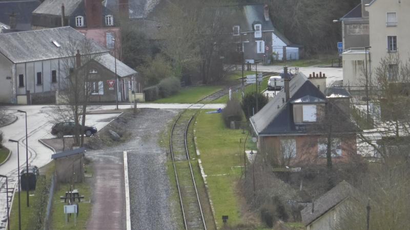 la petite gare de Thury Harcourt 00510
