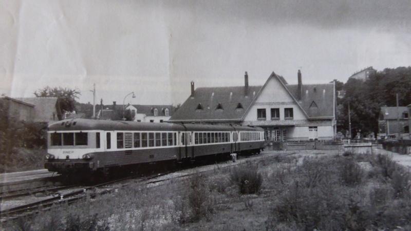 La gare de Saint Valéry en Caux 02710