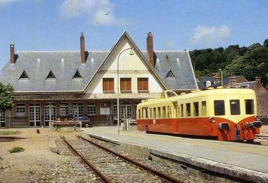 La gare de Saint Valéry en Caux 290_0010