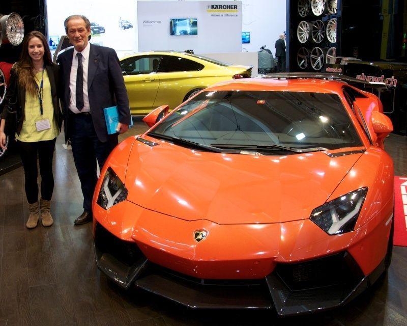 Salone dell'automobile - Ginevra 2015 Screen13