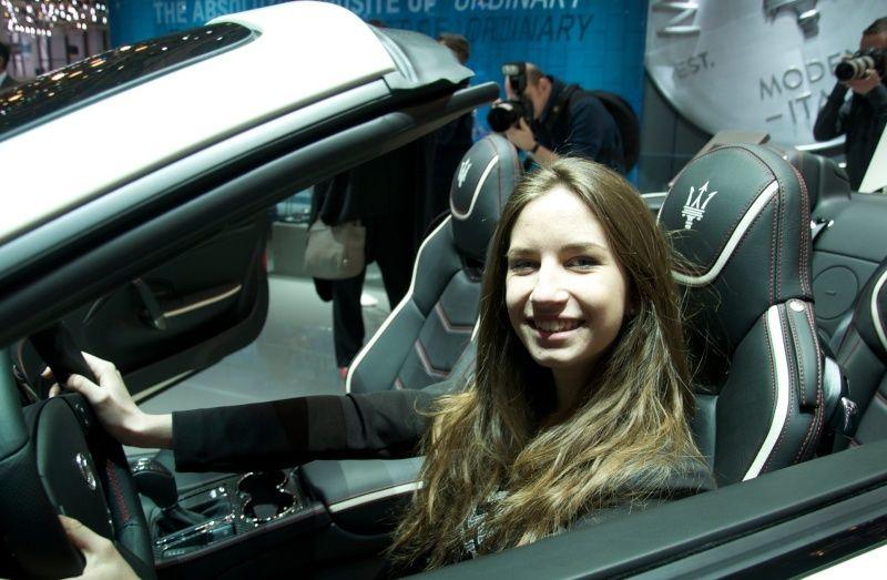 Salone dell'automobile - Ginevra 2015 Screen16