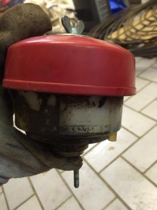 restauration - Restauration motoculteur (Honda F600) 08711