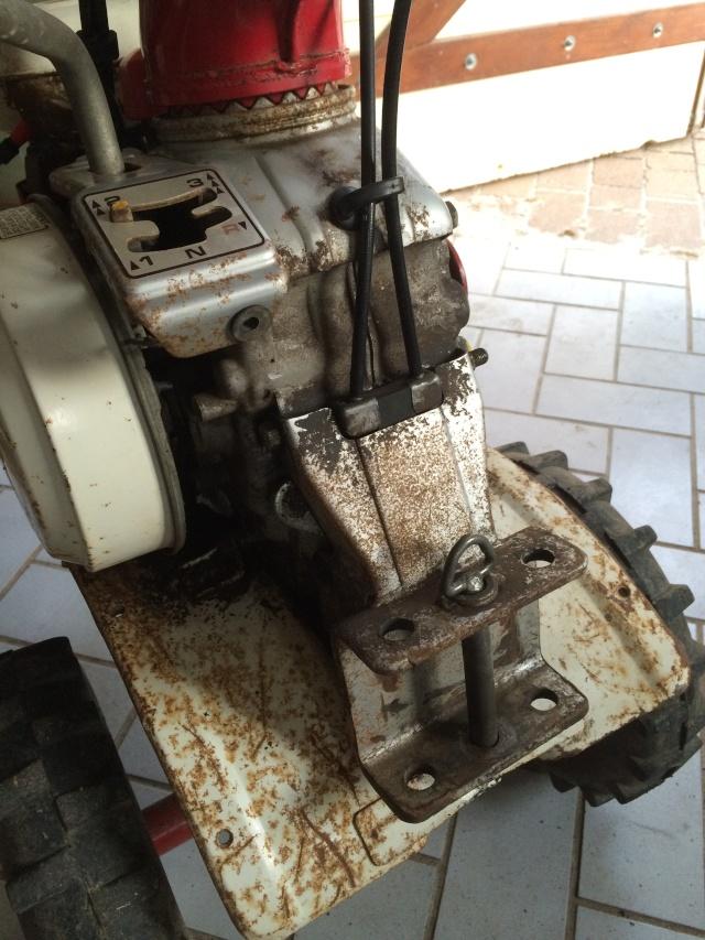 restauration - Restauration motoculteur (Honda F600) 10811