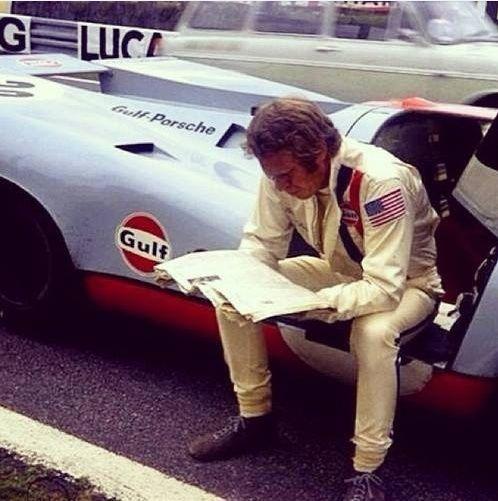 Steve McQueen Le Mans Mac10