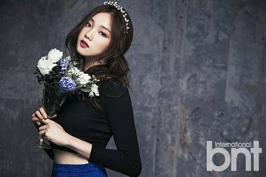 Lee Sung Kyung pour BNT World 10369610