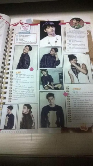 Les IKON dans le magazine A-STAR 10410210