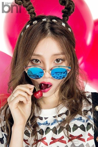 Lee Sung Kyung pour BNT World 10432410