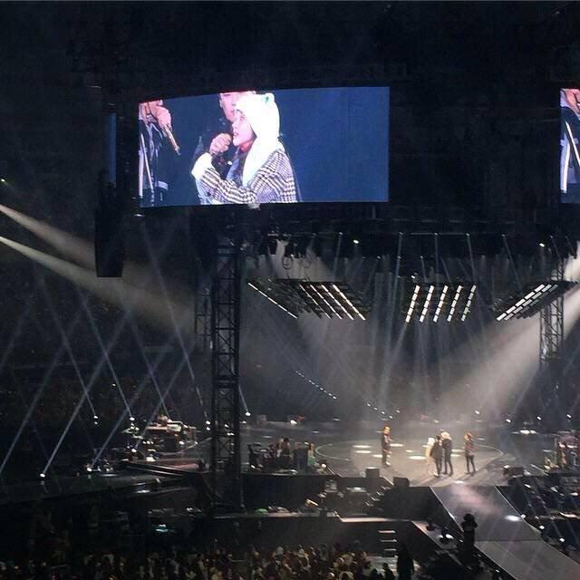 Dara invitée au concert des BIGBANG 10537810