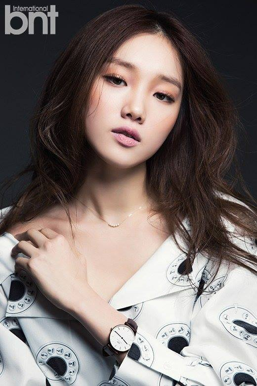 Lee Sung Kyung pour BNT World 10968511