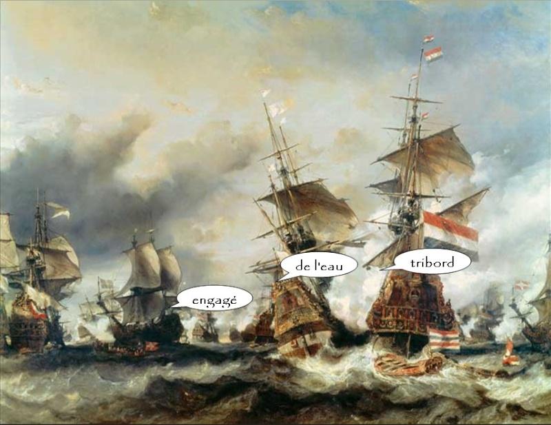 La voile c'est la galère Naval110