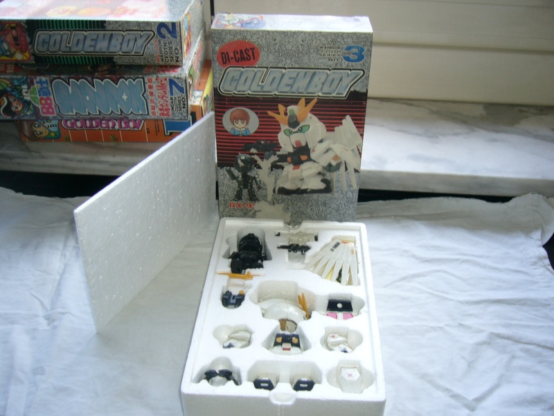 LOTTO 6 GUNDAM CLOTH SERIES DICAST RARO ANNI 80 VINTAGE P1010135