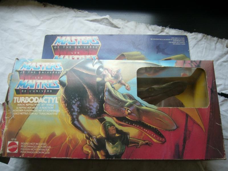 turbodactyl - masters of the universe - motu in box – mattel P1010215