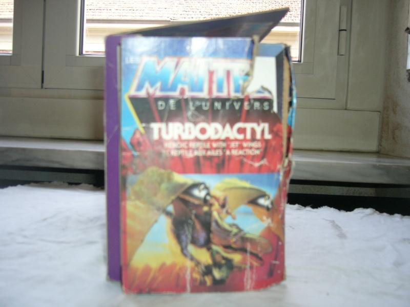 turbodactyl - masters of the universe - motu in box – mattel P1010218