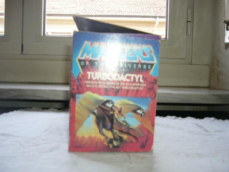 turbodactyl - masters of the universe - motu in box – mattel P1010219