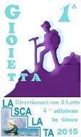 Vincitori della Scalata 2015 sono GIOIETTA, LOTTO_TOM75, GIORGIO1960 Scalat15