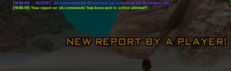 New Commands Report10