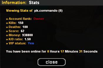 New Commands Statsu10