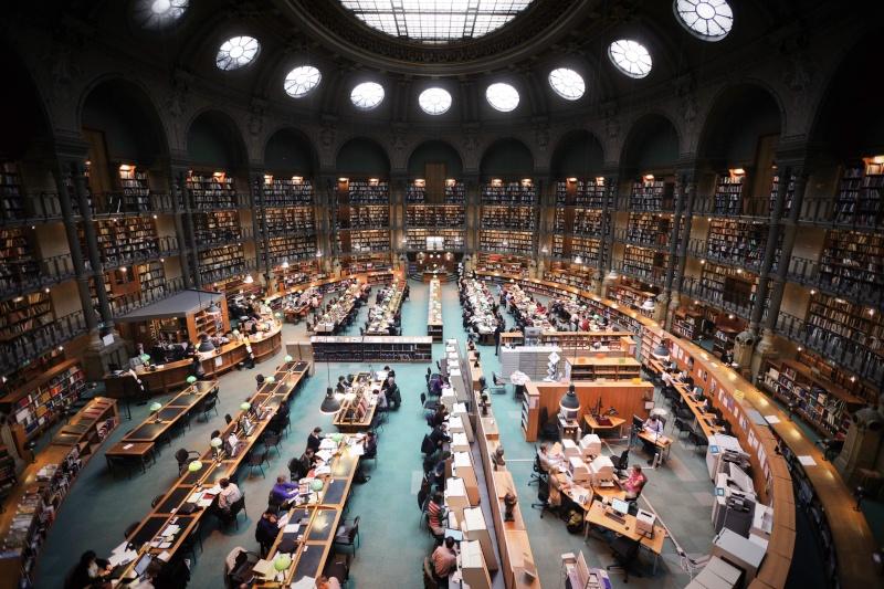 Vous l'imaginez comment cette bibliothèque? - Page 3 Bnf_si10