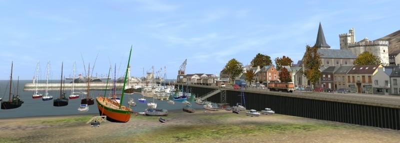 Bretagne, côtes du nord Giraud10