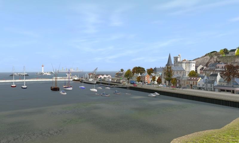Bretagne, côtes du nord Giraud11